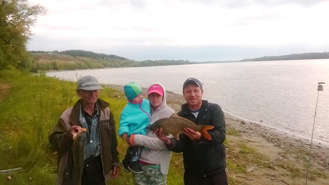 осенняя рыбалка на щуку и сазана